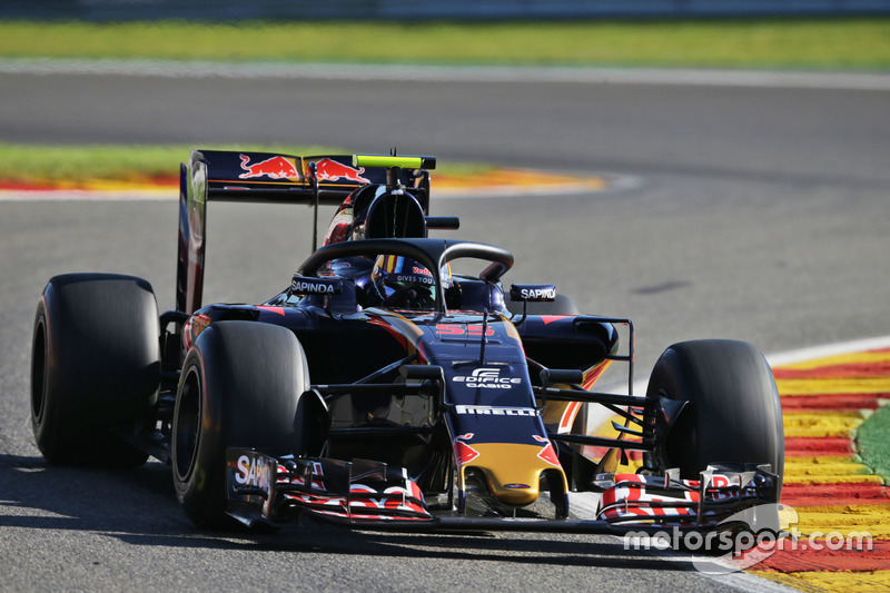 Toro Rosso STR11, Карлос Сайнс