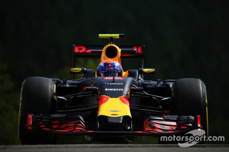 11. Max Verstappen, Red Bull Racing RB12