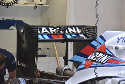 Williams FW38, Rear wing
