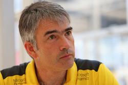Nick Chester, Directeur technique Renault Sport F1 Team