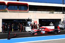 #28 IDEC Sport Racing, Ligier JSP2 Judd: Patrice Lafargue, Paul Lafargue, Dimitri Enjalbert