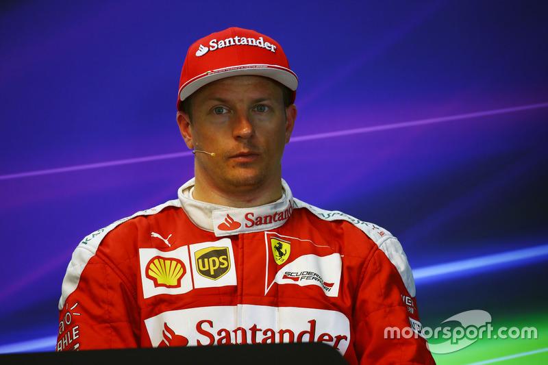 Bestätigt: Kimi Räikkönen