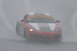 #19 RS1 Porsche Cayman: Greg Strelzoff, Connor Bloum