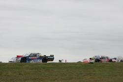 Martin Ponte, Nero53 Racing Dodge, Guillermo Ortelli, JP Racing Chevrolet