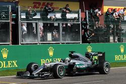 Platz 3: Lewis Hamilton, Mercedes AMG F1 W07 Hybrid