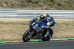 #7 YART Yamaha Official EWC Team, Yamaha R1: Broc Parkes, Marvin Fritz, Bradley Smith