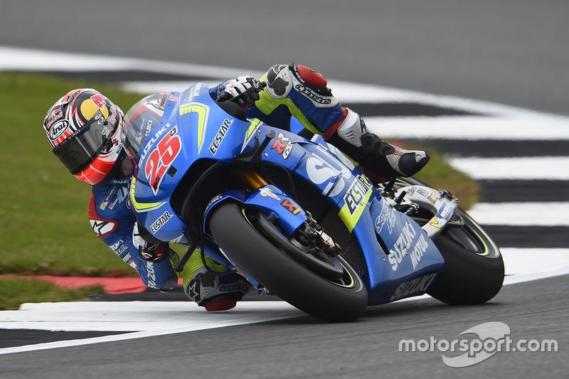 3, Maverick Vinales, Team Suzuki MotoGP