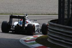 Valtteri Bottas, Williams F38