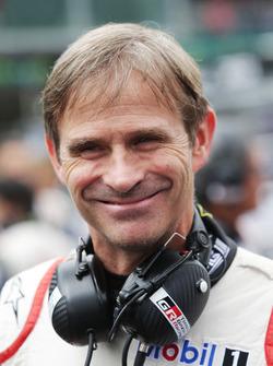 Pascal Vasselon, directeur technique de Toyota Hybrid Racing