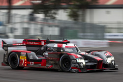 #7 Audi Sport Team Joest Audi R18: Marcel Fässler, Andre Lotterer