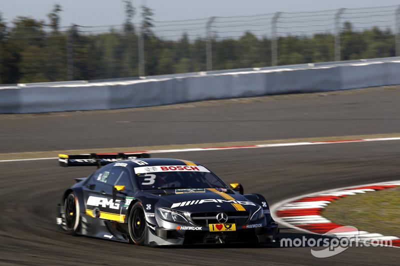 6. Paul di Resta, Mercedes-AMG Team HWA, Mercedes-AMG C63 DTM