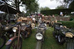 Askeriye motosikletleri