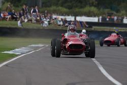 Technica Meccanica-Maserati von 1959: Tony Wood