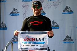 Polesitter Austin Dillon, Richard Childress Racing Chevrolet