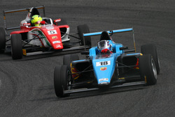 Marcos Siebert, Jenzer Motorsport y Mick Schumacher, Prema Powerteam
