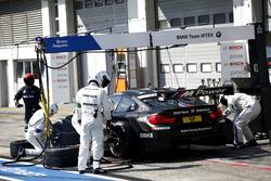 Pitstop Bruno Spengler, BMW Team MTEK, BMW M4 DTM