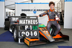 2016 Champion Matheus Leist, Double R Racing