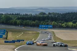 Start, Tom Blomqvist, BMW Team RBM, BMW M4 DTM