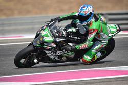 #17, TTS-Excent, Kawasaki: Gabriel Pons, Jacques Trincal, Steven Neumann