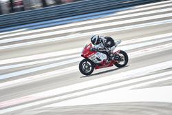 #45, Team Metiss JLC Moto, Metiss: Christophe Michel, Cyril Huvier, Emmanuel Cheron