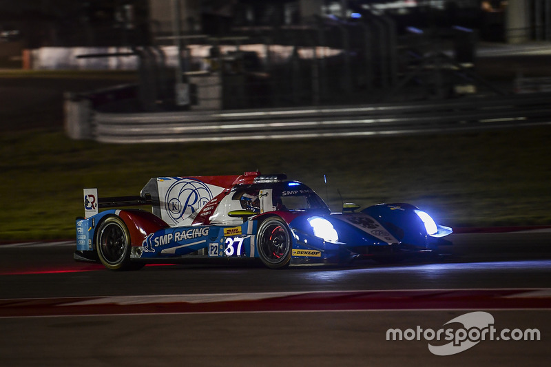 6. LMP2: #37 SMP Racing, BR01 - Nissan: Vitaly Petrov, Viktor Shaytar, Kirill Ladygin