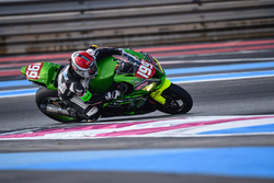 #199, ARTEC#99, Kawasaki: Guillaume Spaeth, Jean-Baptiste Arrondeau, Lionel Bergeron