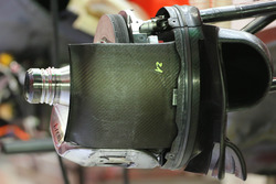 Ferrari SF16-H, frenler