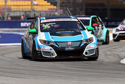 Rafael Galiana, Honda Civic TCR, West Coast Racing