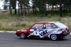 Андрій Гайдамаченко - гонка GCC