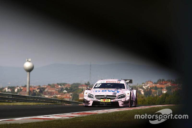 14 Christian Vietoris, Mercedes-AMG Team Mücke, Mercedes-AMG C63 DTM