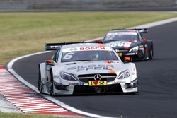Robert Wickens Mercedes-AMG Team HWA, Mercedes-AMG C63 DTM