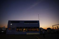 Hyundai Motorsport, Hospitality