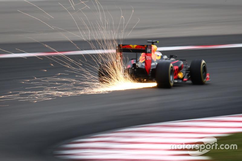 F1, Sepang 2016: Max Verstappen, Red Bull RB12