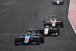Alessio Lorandi, Jenzer Motorsport, vor Alex Palou, Campos Racing