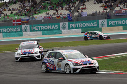 Andy Yan Cheuk Wai, Liqui Moly Team Engstler and Davit Kajaia, Volkswagen Golf GTI TCR Liqui Moly Team Engstler