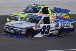 Ben Kennedy, Chevrolet, Matt Crafton, ThorSport Racing Toyota