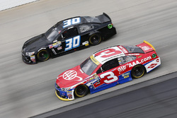 Austin Dillon, Richard Childress Racing Chevrolet, Josh Wise, The Motorsports Group Chevrolet