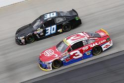 Austin Dillon, Richard Childress Racing, Chevrolet; Josh Wise, The Motorsports Group, Chevrolet