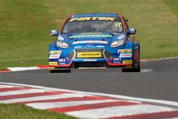 #77 Andrew Jordan, Motorbase Performance, Ford Focus