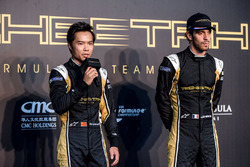 Presentación TECHEETAH Fórmula E Team