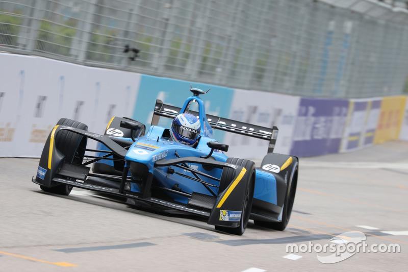 4. Nicolas Prost, Renault e.Dams