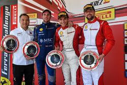 Trofeo Pirelli podyum: 1. Alex Palou