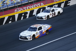 Matt Tifft, Joe Gibbs Racing Toyota, Jeff Green, Toyota