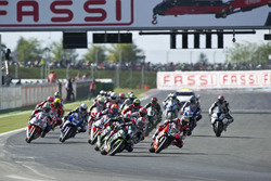 Inicio: Jonathan Rea, Kawasaki Racing