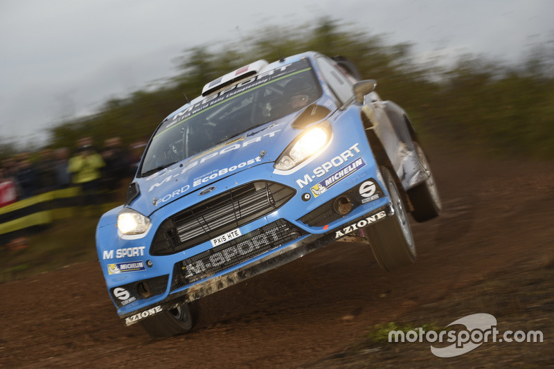 Ерик Каймії, Бенджамін Веллас, M-Sport Ford Fiesta WRC