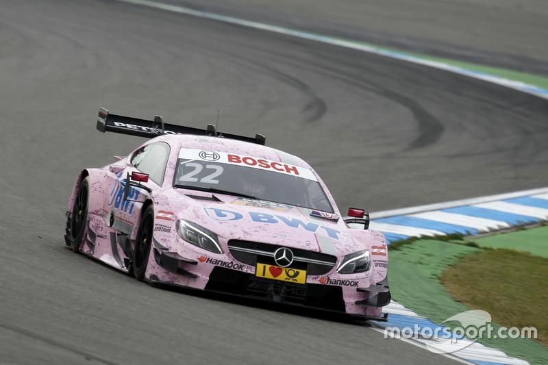 18. Lucas Auer, Mercedes-AMG Team Mücke, Mercedes-AMG C63 DTM