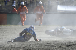 Аварія Джека Міллера, Estrella Galicia 0,0 Marc VDS