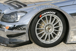 Hankook, the new tire for the DTM