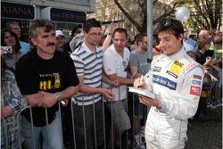 Bruno Spengler Team HWA AMG Mercedes C-Klasse