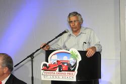 Grand Prix President Jim Michaleian